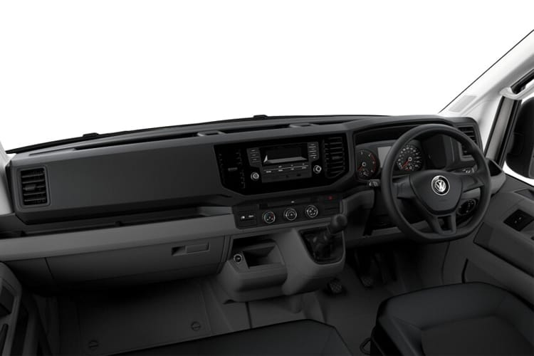 Volkswagen Crafter HGV CR50LWB 2.0 TDI DRW 122PS Trendline Van Extra High Roof Manual [Start Stop] inside view