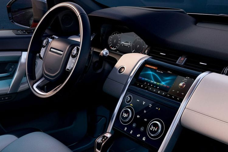 Land Rover Discovery Sport SUV 2.0 D MHEV 204PS HSE 5Dr Auto [Start Stop] [7Seat] inside view
