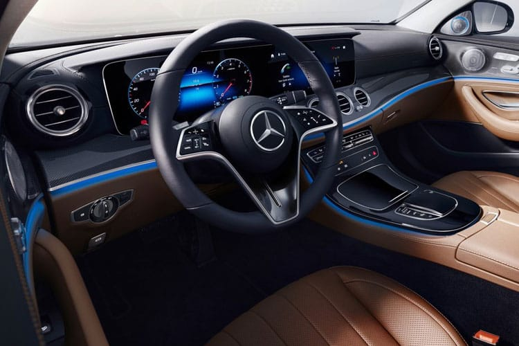 Mercedes-Benz E Class E220 Saloon 2.0 d 194PS AMG Line Premium 4Dr G-Tronic+ [Start Stop] inside view