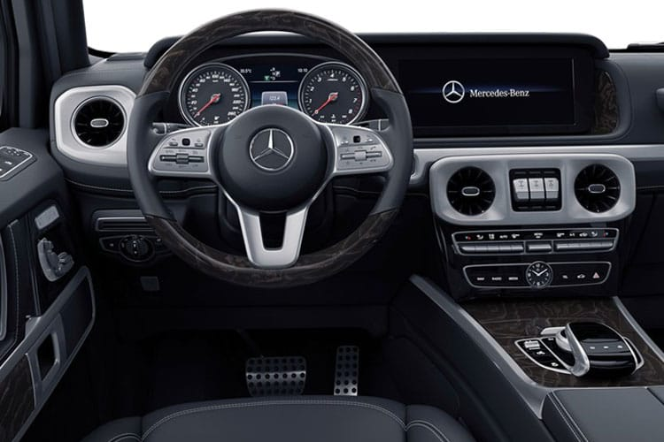 Mercedes-Benz G Class G400 SUV 3.0 d 330PS Edition 5Dr G-Tronic [Start Stop] inside view