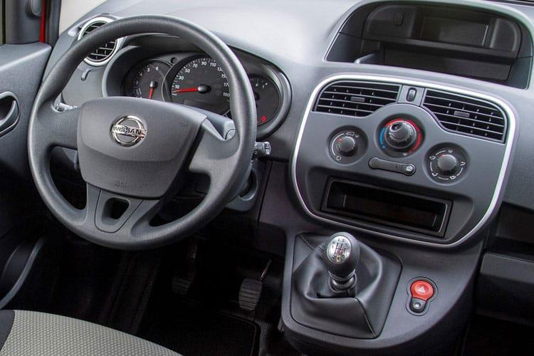 Nissan NV250 L2 1.5 dCi FWD 95PS Tekna Van Manual [Start Stop] inside view