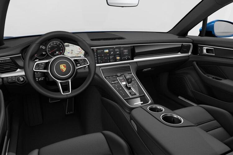 Porsche Panamera Saloon 4wd 2.9 T V6 440PS 4S 4Dr PDK [Start Stop] [5 Seats] inside view