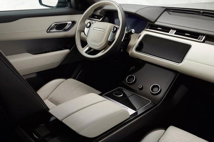 Land Rover Range Rover Velar SUV 5Dr 2.0 D MHEV 204PS R-Dynamic S 5Dr Auto [Start Stop] inside view