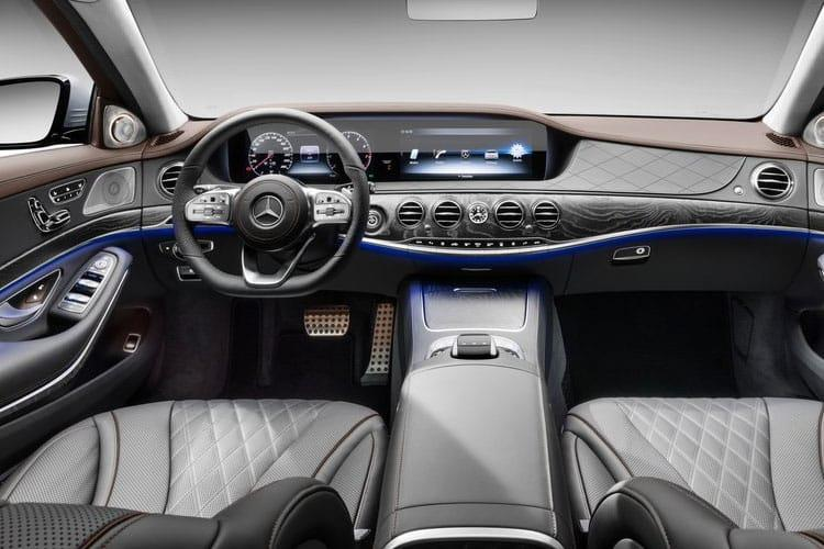 Mercedes-Benz S Class S450L Saloon 3.0  389PS Grand Edition 4Dr G-Tronic+ [Start Stop] [Rear Luxury Lounge] inside view