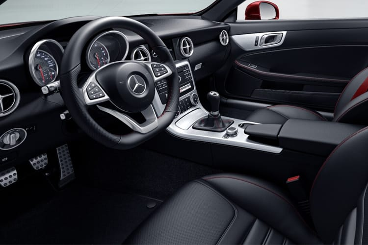 Mercedes-Benz SLC SLC300 Coupe Convertible 2.0  245PS Final Edition Premium 2Dr G-Tronic [Start Stop] inside view
