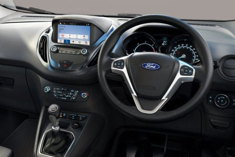 Ford Transit Courier N1 1.0 EcoBoost FWD 100PS Trend Van Manual [Start Stop] inside view