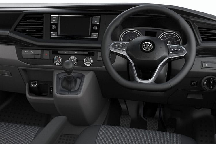 Volkswagen Transporter ABT eTransporter Elec 37.3kWh 83KW FWD 113PS Advance Van Auto inside view