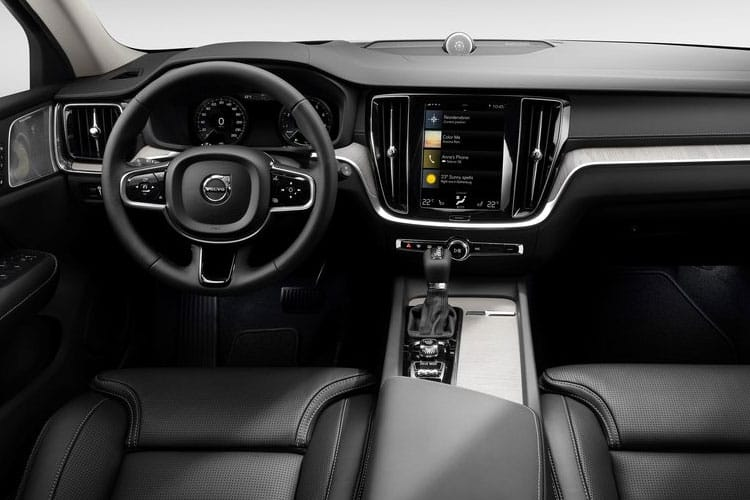 Volvo V60 Estate AWD PiH 2.0 h T8 11.6kWh 405PS Polestar Engineered 5Dr Auto [Start Stop] inside view