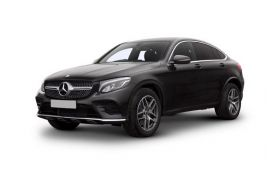 Mercedes-Benz GLC Coupe car leasing