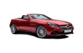 Mercedes-Benz SLC Convertible car leasing